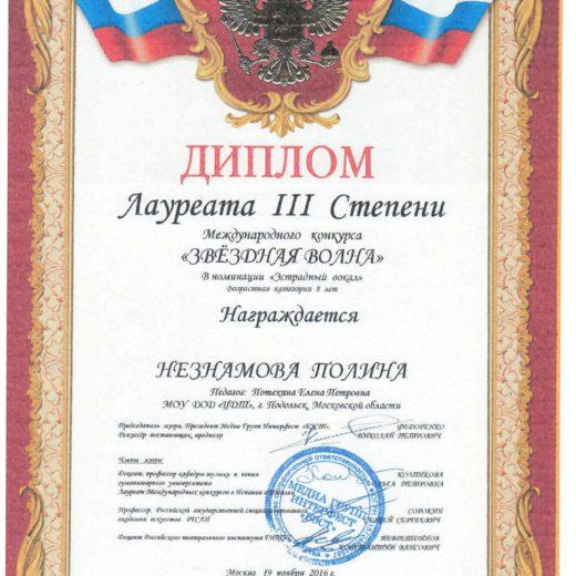 диплом Незнамова130