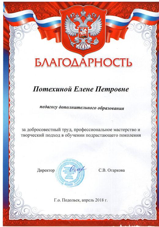 сертификат119