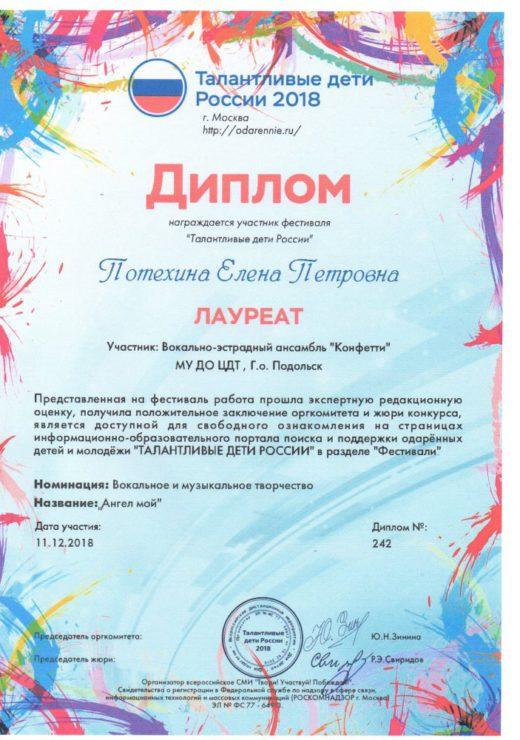 сертификат128