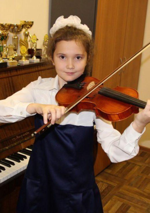 1Скрипка