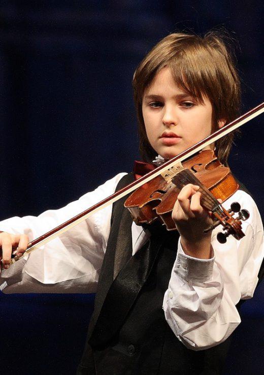 1.Скрипка